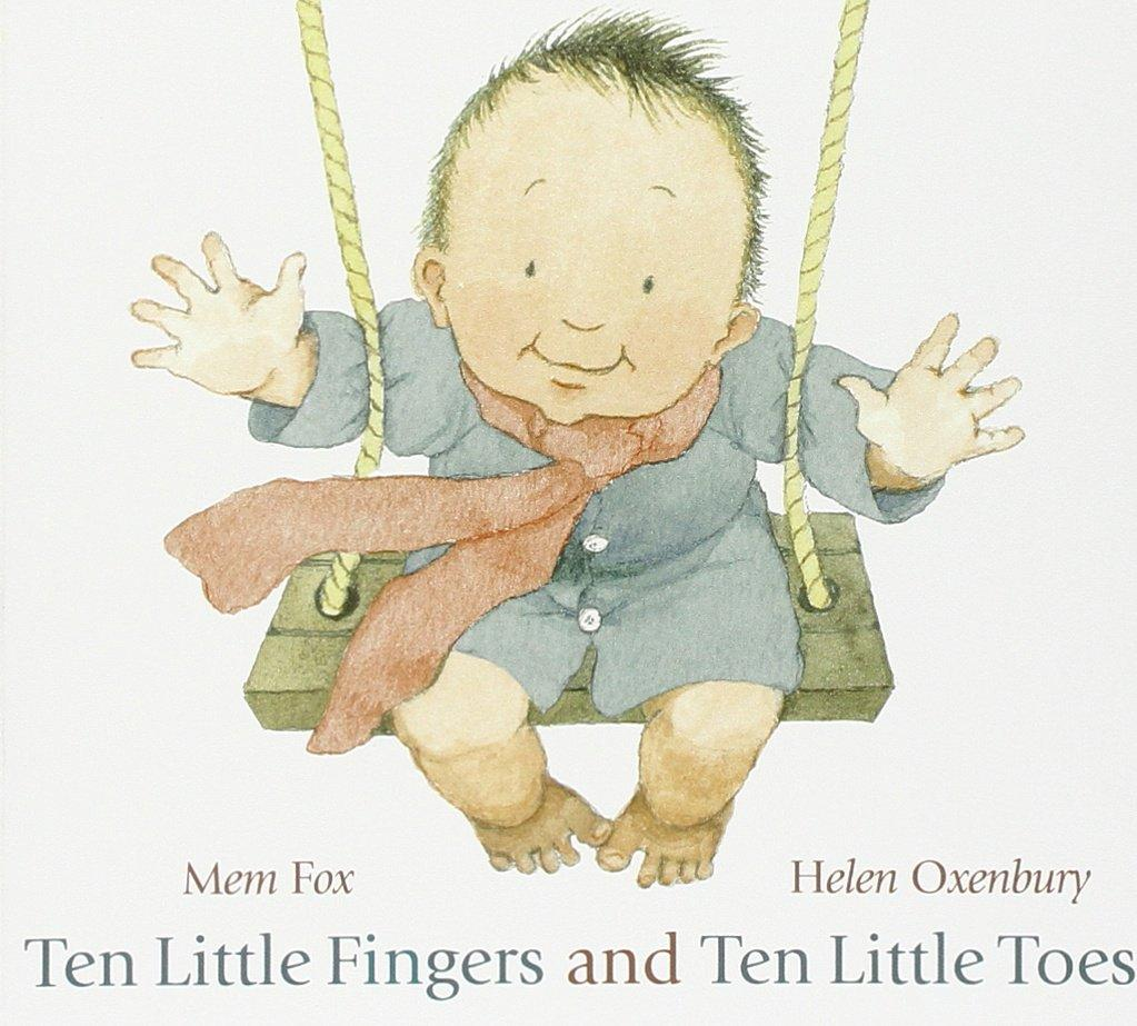 Bookspeed Ten Little Fingers and Ten Little Toes - huggle