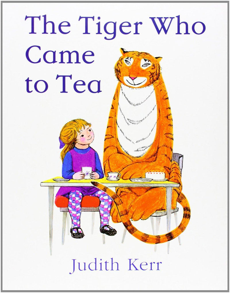 Bookspeed Tiger Who Came to Tea - huggle