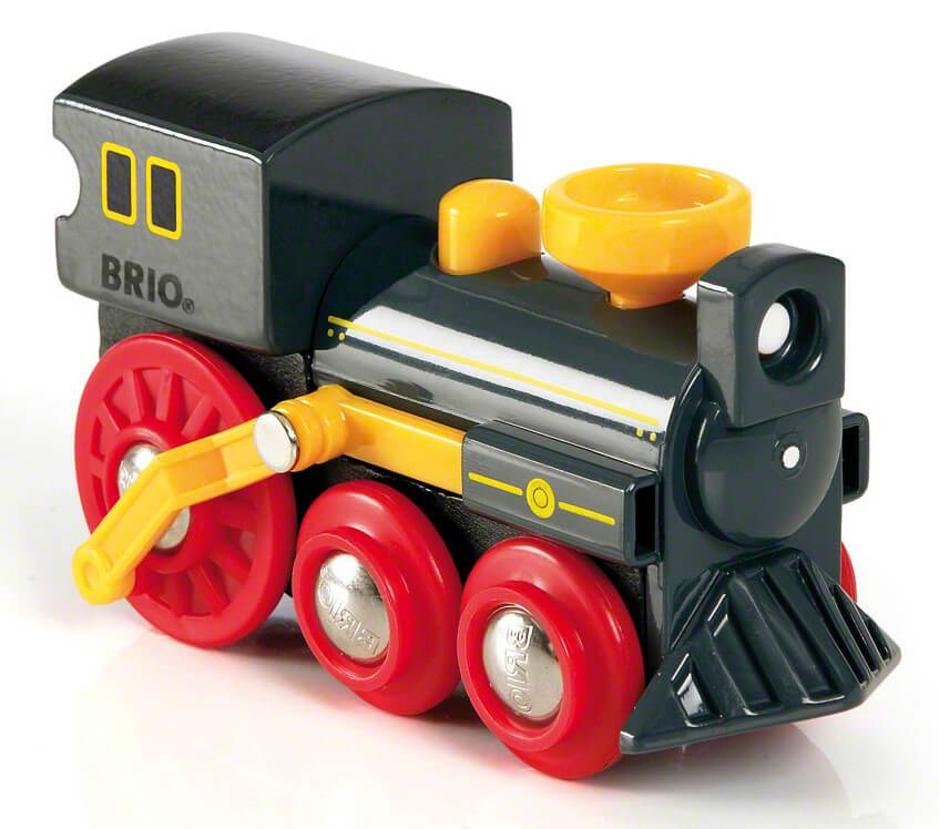 Brio Old Steam Engine - huggle