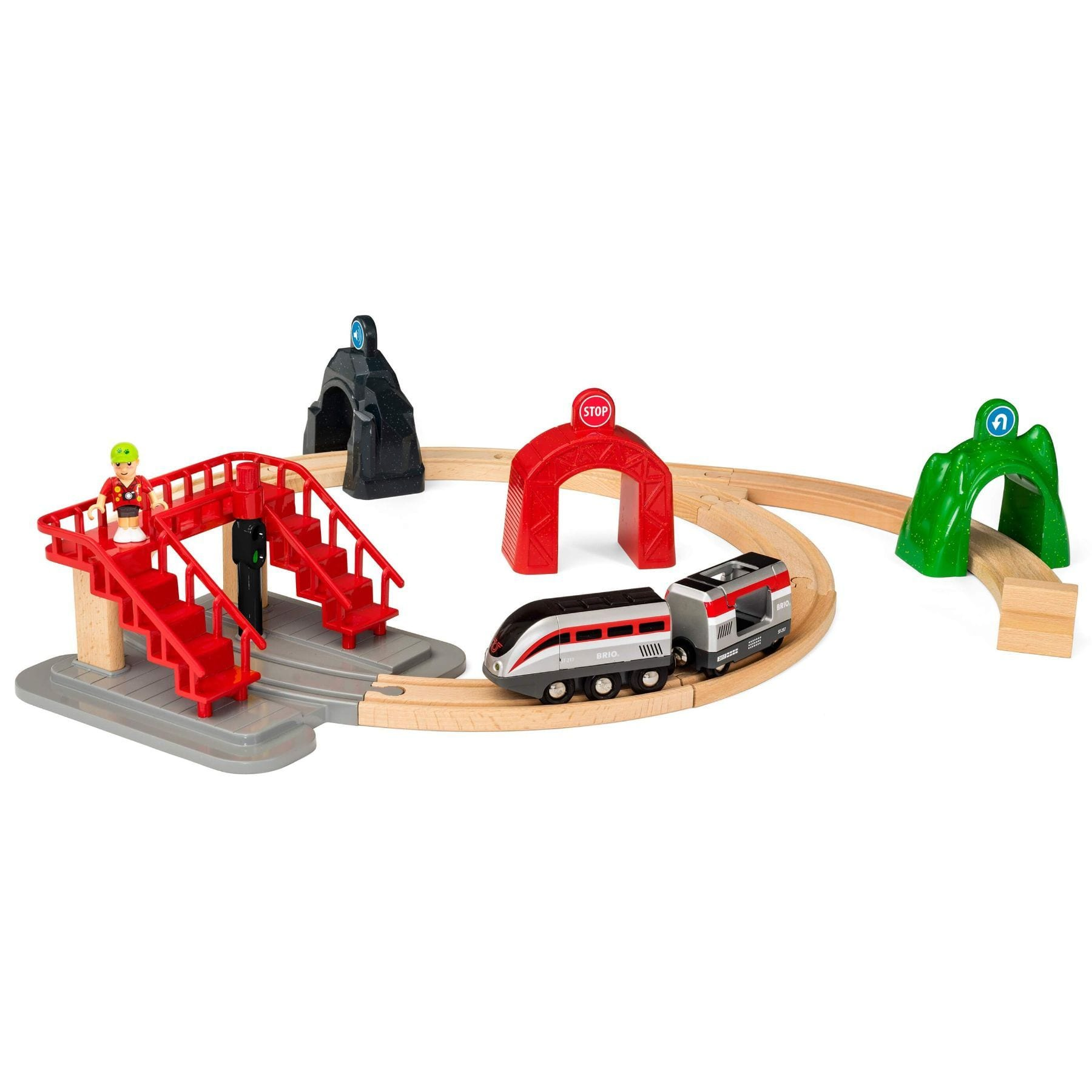 Brio Smart Tech - Engine Set