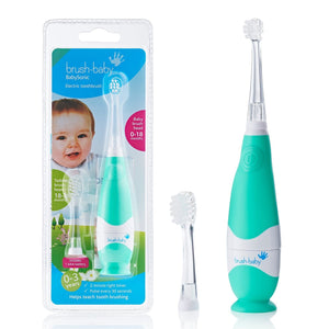 You added <b><u>Brush Baby Babysonic Electric Toothbrush - Teal</u></b> to your cart.