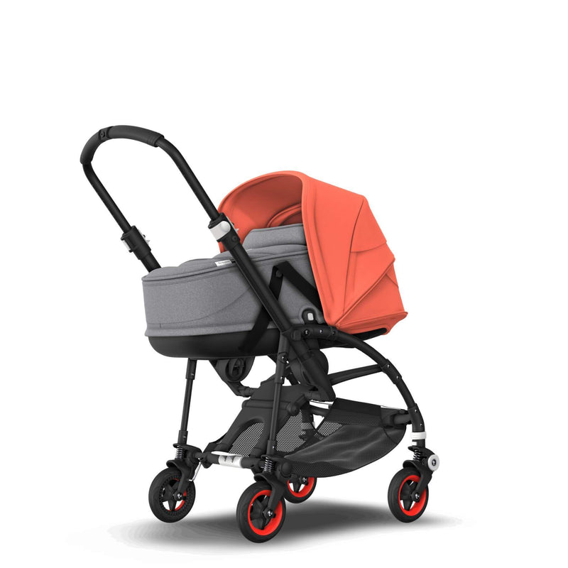 Bugaboo Bee 5 Coral Carrycot Complete - Limited Edition