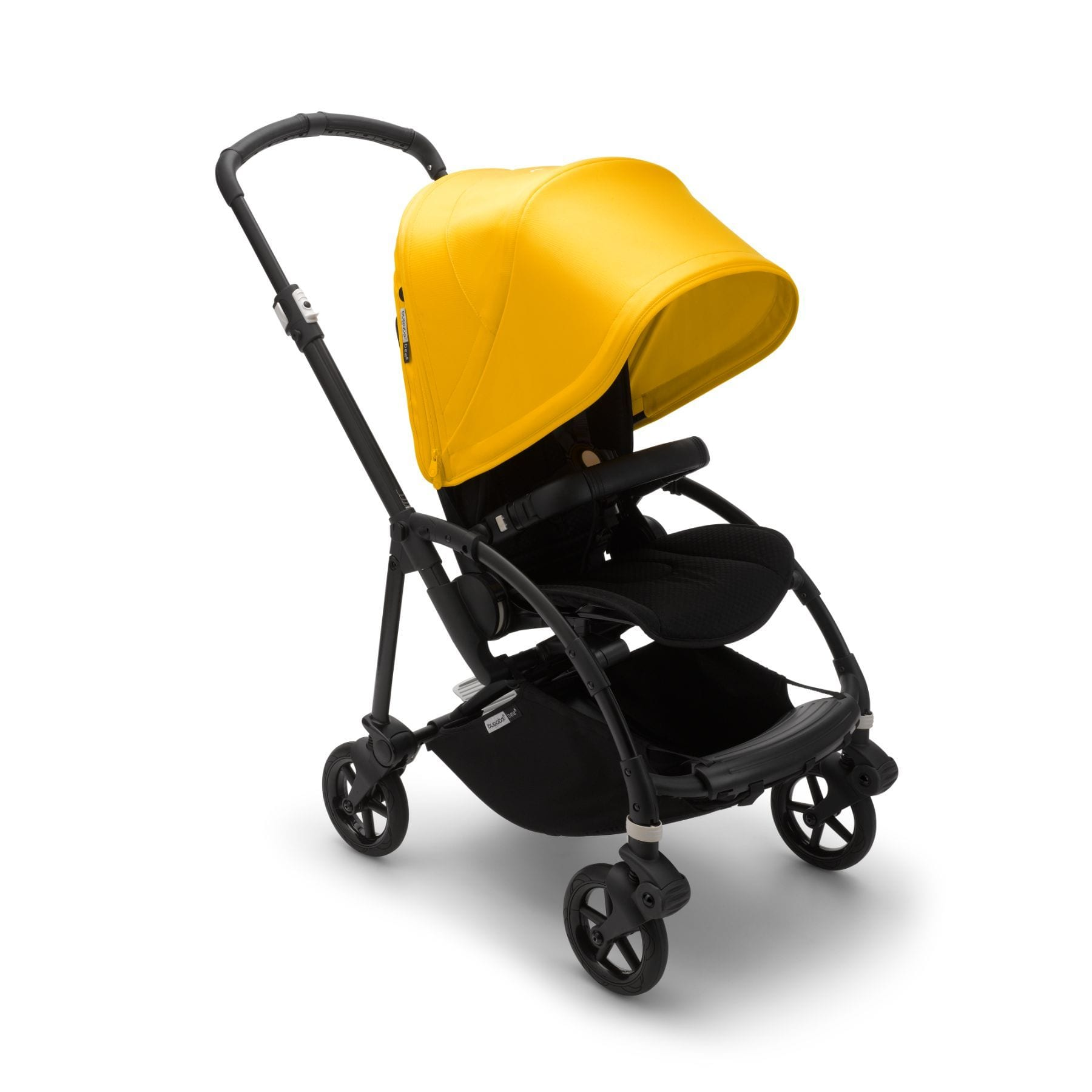 Bugaboo Bee6 Complete - Black / Lemon Yellow