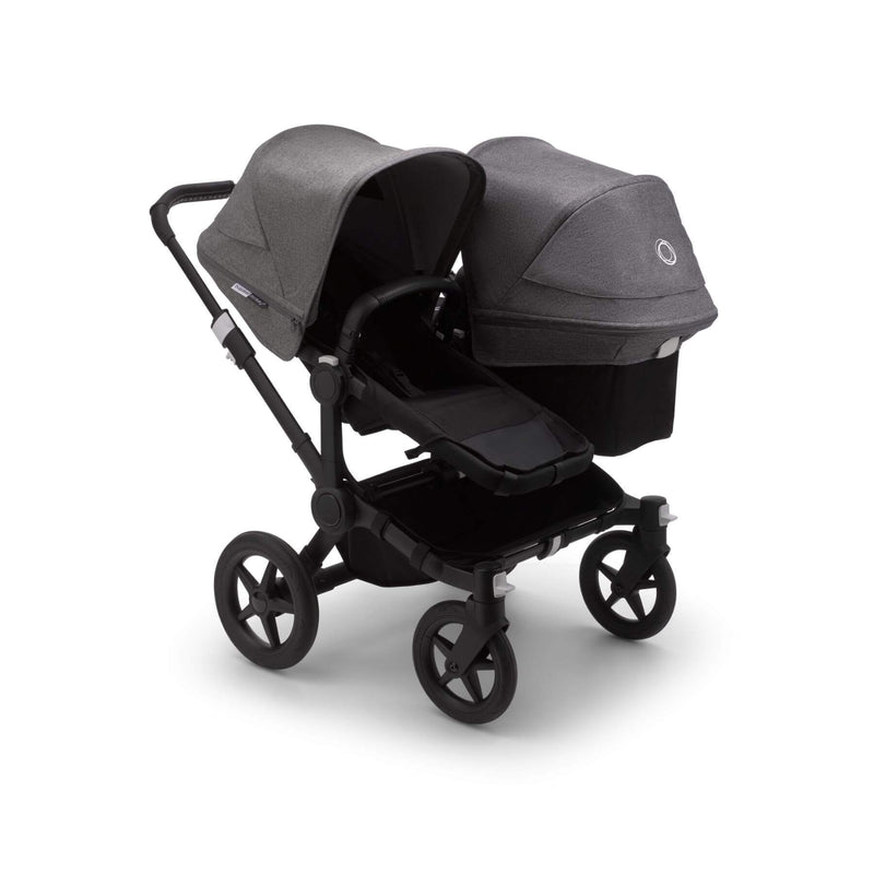 Bugaboo Donkey 3 Duo - Black Chassis