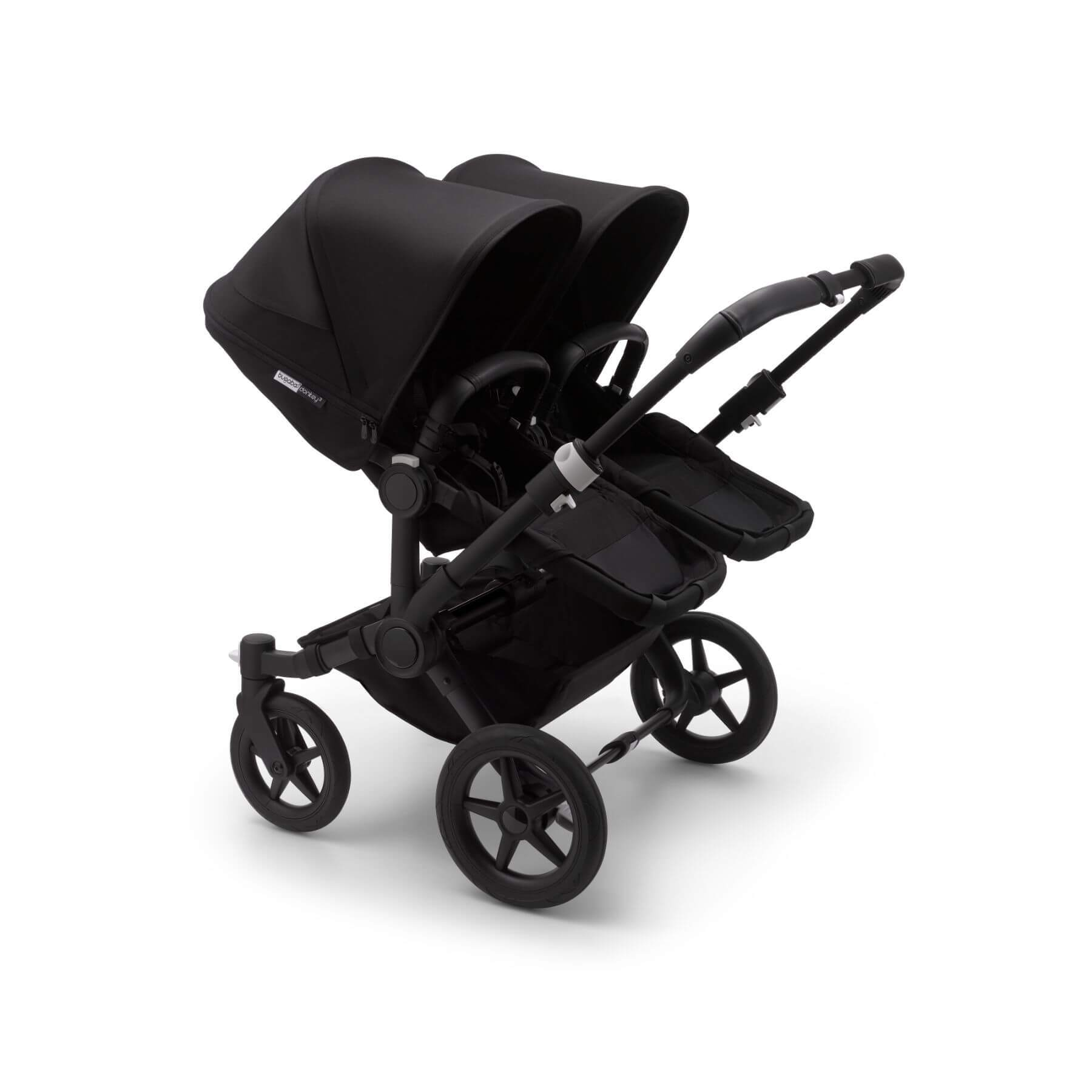 Bugaboo Donkey 3 Twin - Black chassis