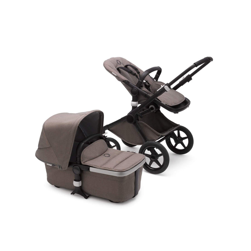Bugaboo Fox 2 Mineral Complete - Black/Taupe
