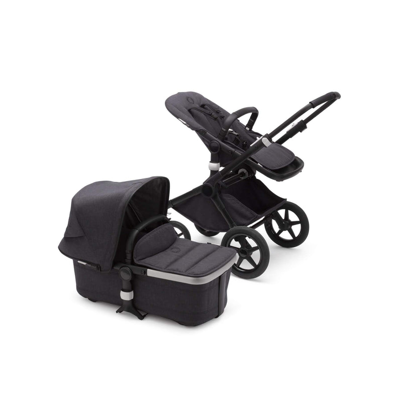 Bugaboo Fox 2 Mineral Complete - Black/Washed Black