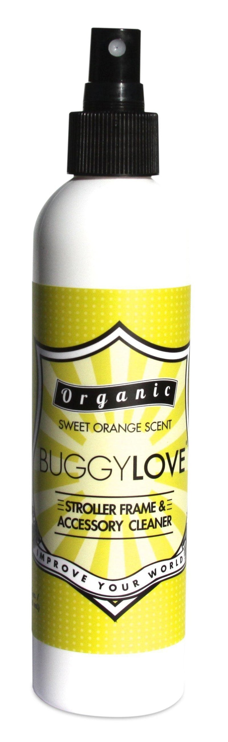Buggy Love Organic Stroller Frame & Accessory Cleaner