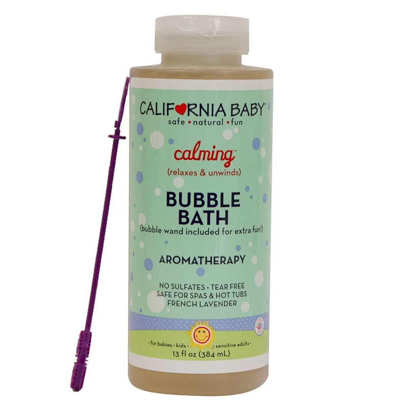 California Baby Calming Bubble Bath - huggle