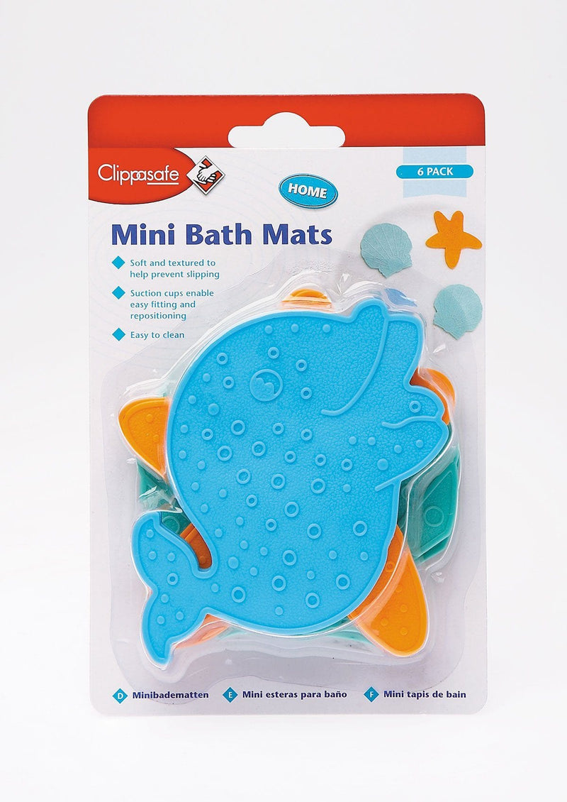 Clippasafe Mini Bath Mats - huggle