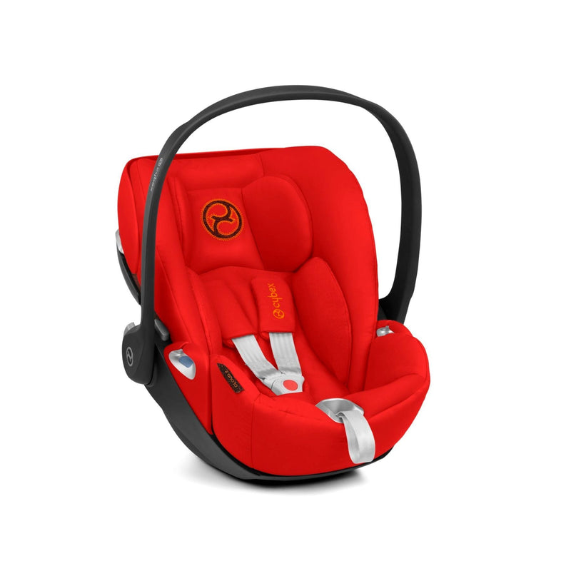 Cybex Cloud Z i-size - Autumn Gold/Burnt Red