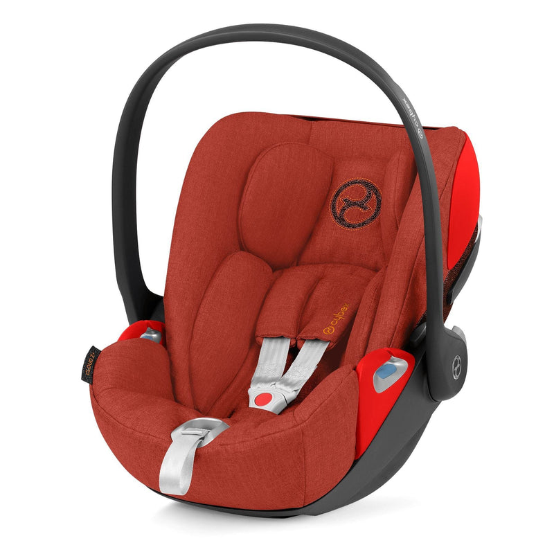 Cybex Cloud Z i-size Plus - Autumn Gold/Burnt Red