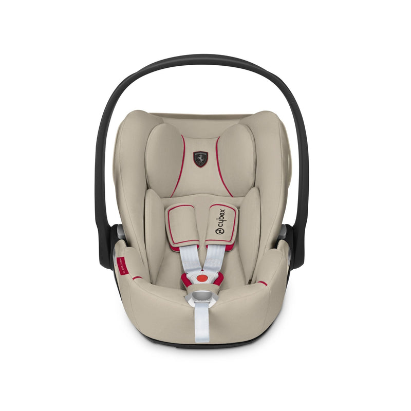 Cybex Cloud Z i-size Scuderia Ferrari - Fashion Collection - huggle
