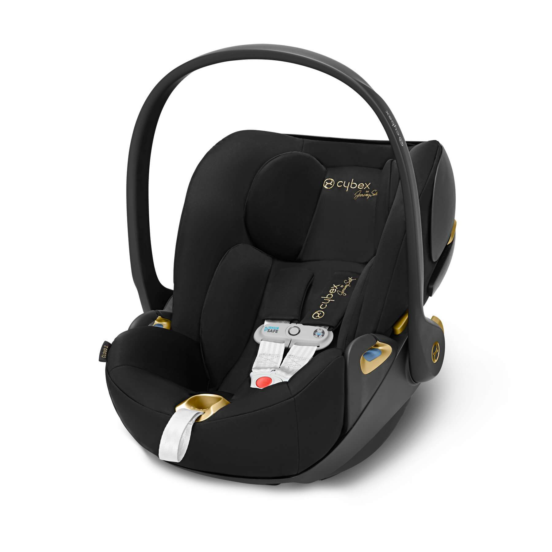 Cybex Cloud Z incl Sensor Safe Wings by Jeremy Scott