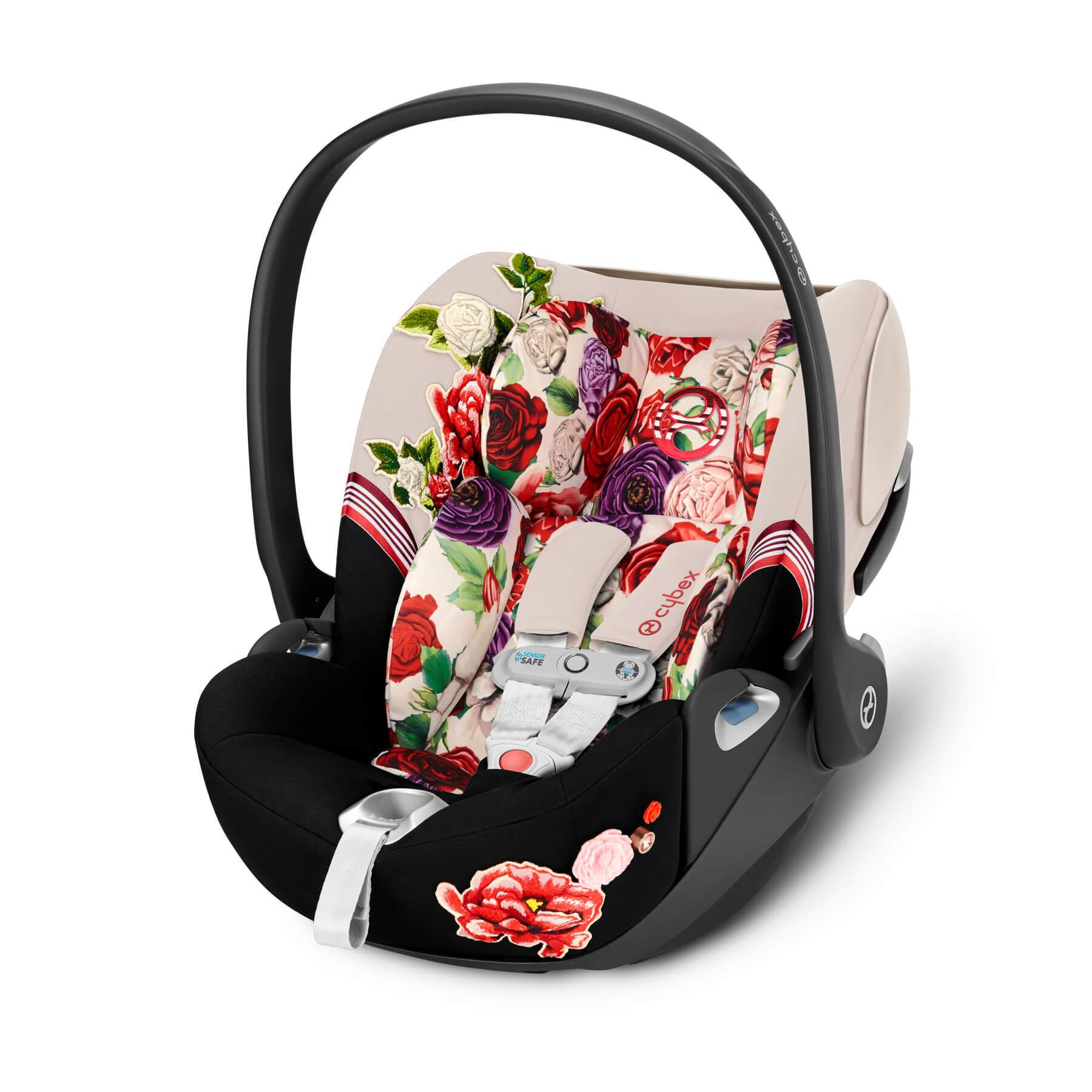 Cybex Cloud Z SensorSafe - Spring Blossom Light