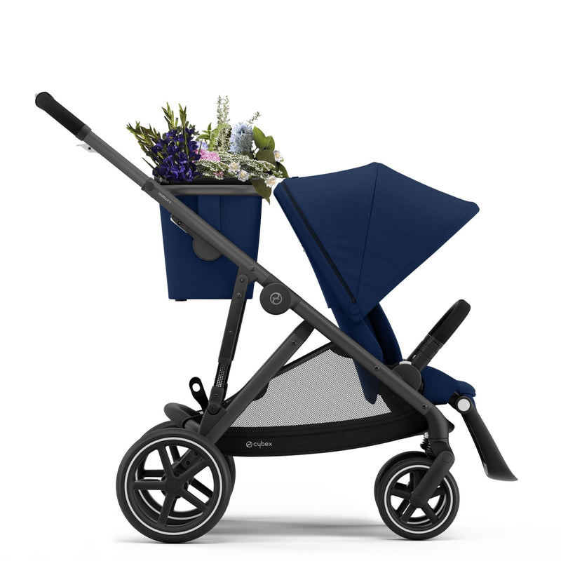 Cybex Gazelle S Black - Navy Blue