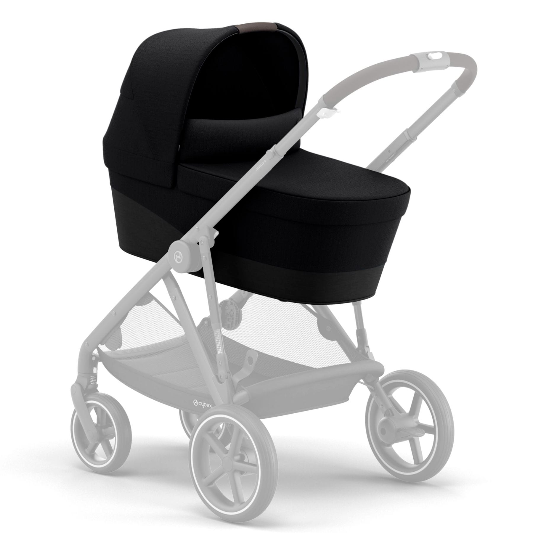 Cybex Gazelle S Cot - Deep Black