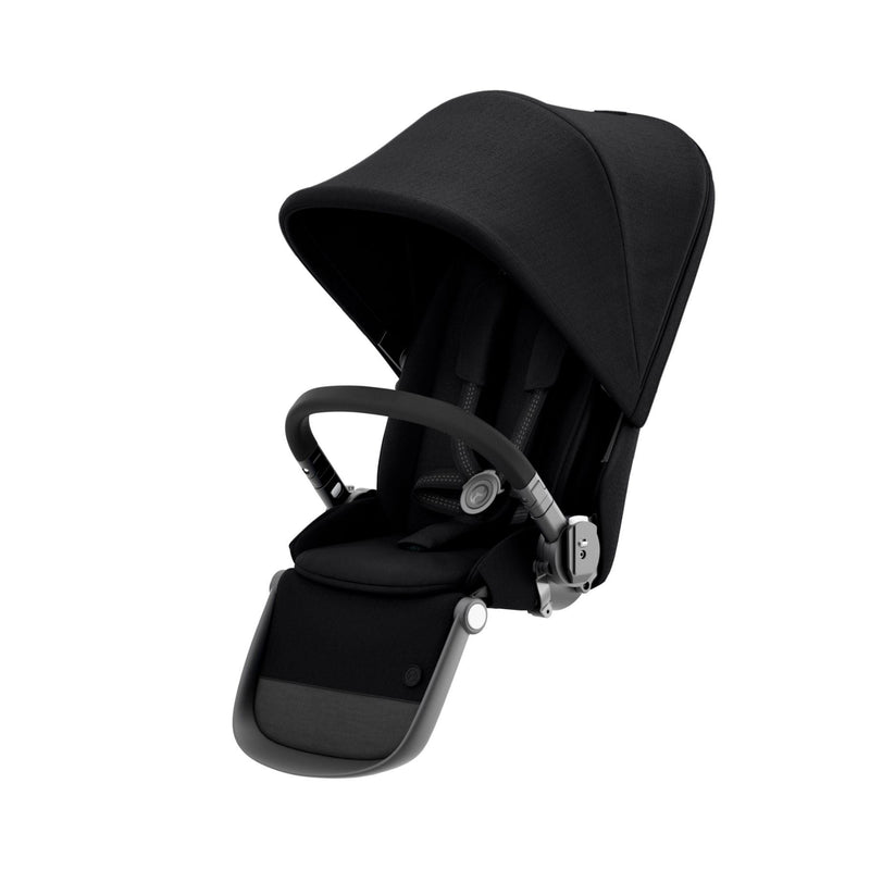 Cybex Gazelle S Seat Unit Black - Deep Black
