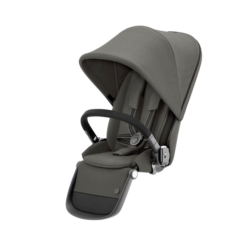 Cybex Gazelle S Seat Unit Black - Soho Grey