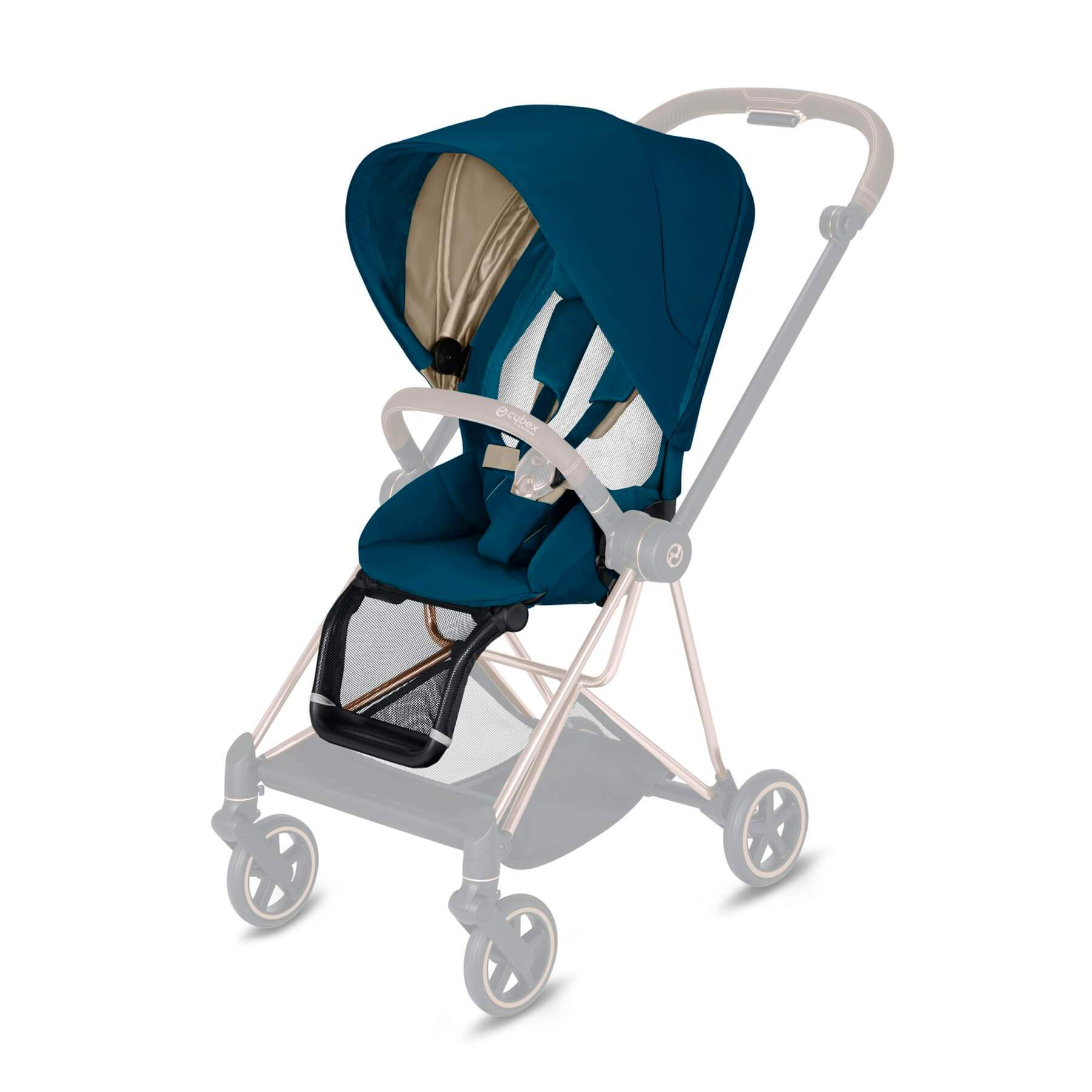 Cybex Mios 2020 Seat Pack - Mountain Blue