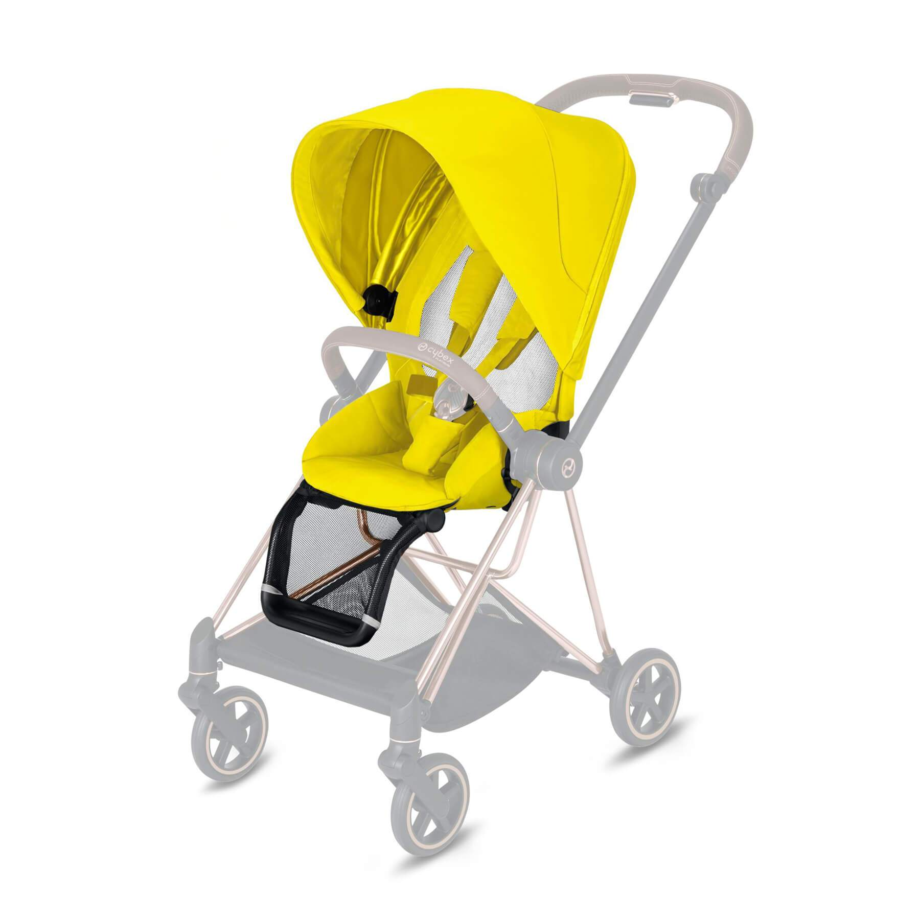Cybex Mios 2020 Seat Pack - Mustard Yellow