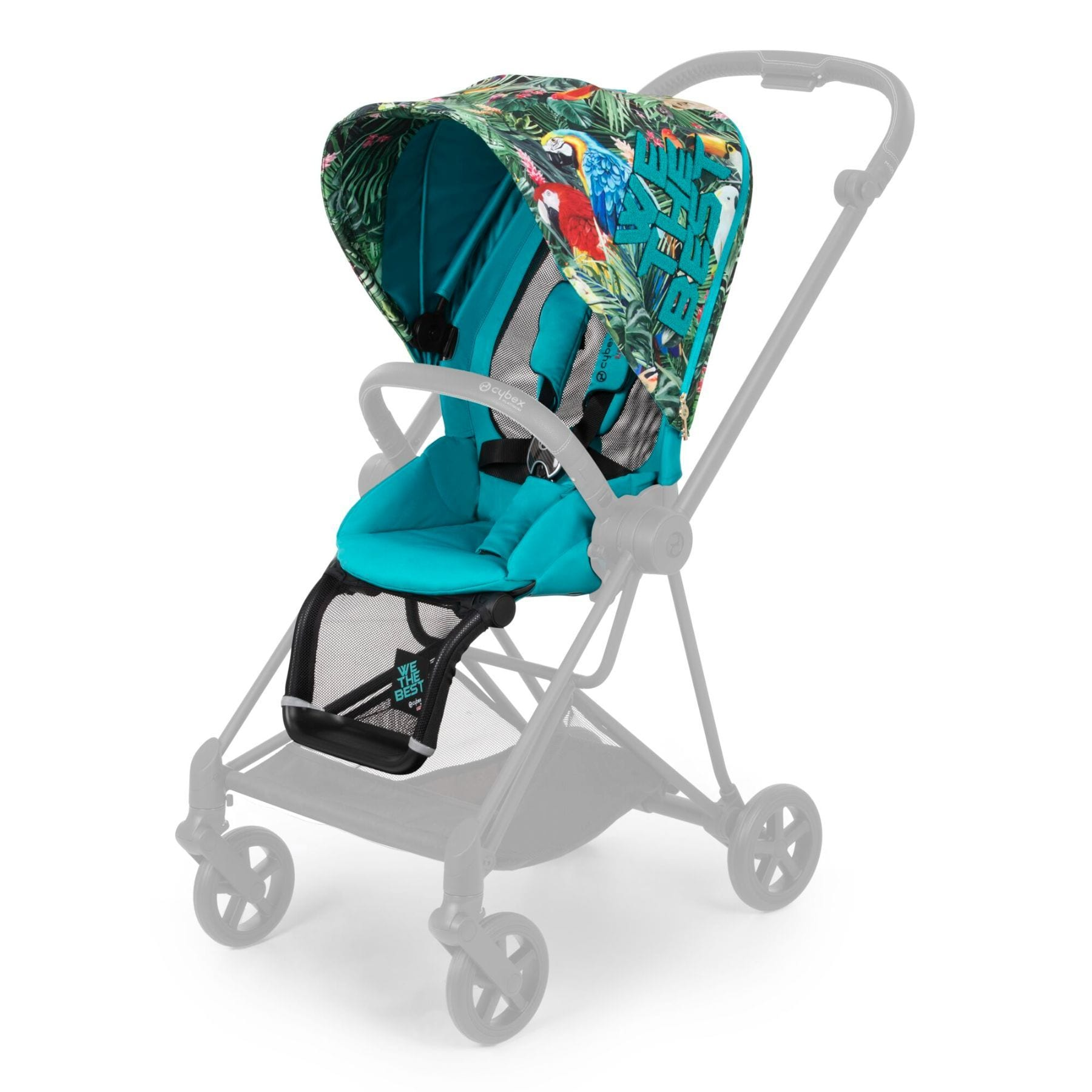 Cybex Mios Seat Pack - We The Best Blue by DJ Khaled Pushchairs & Accessories Cybex