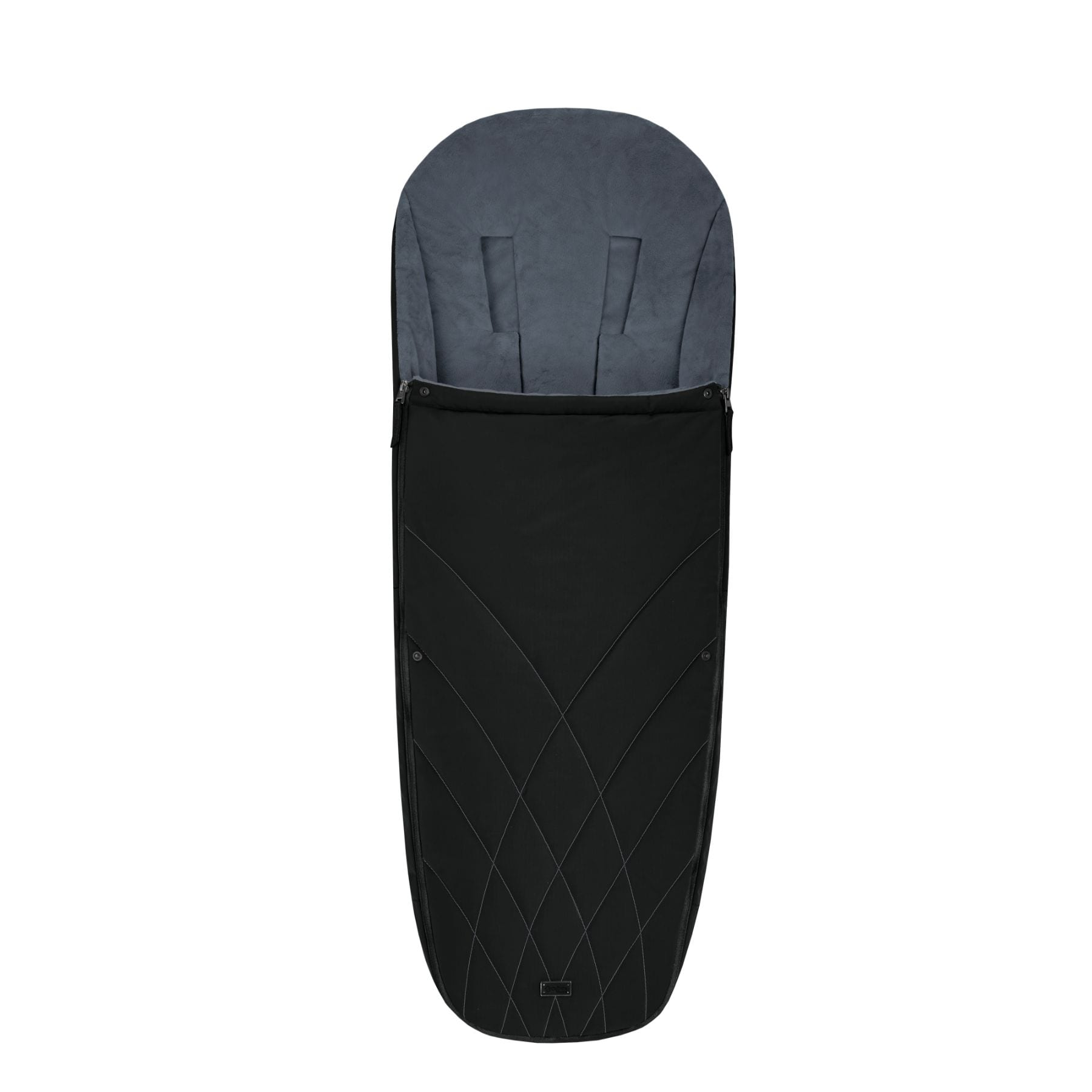 Cybex Platinum Footmuff - Deep Black