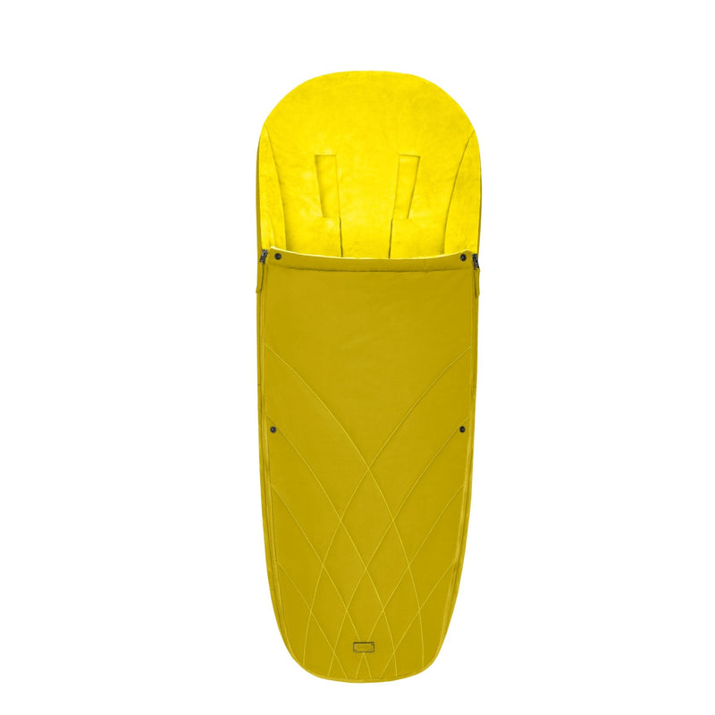 Cybex Platinum Footmuff - Mustard Yellow