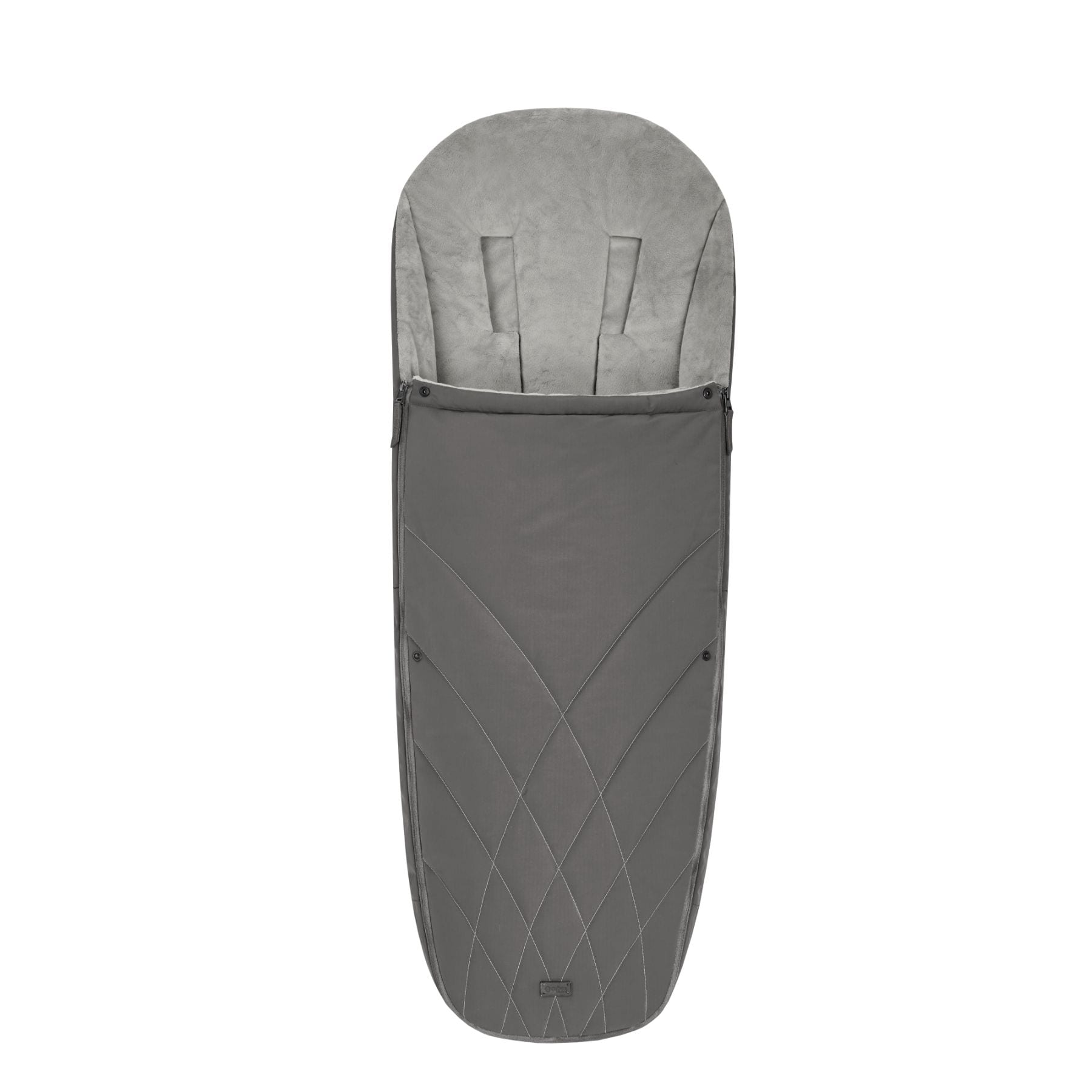 Cybex Platinum Footmuff - Soho Grey