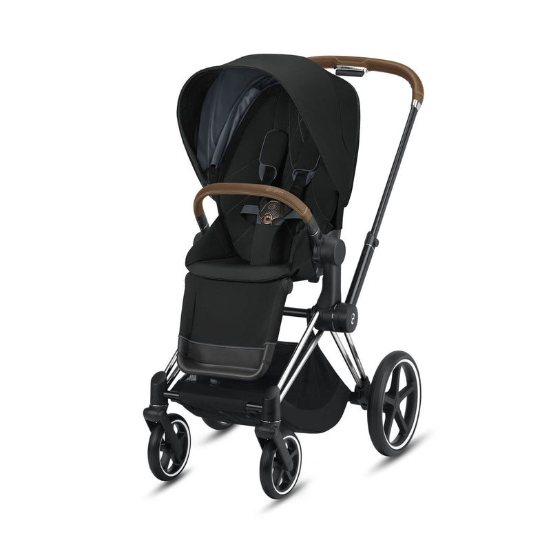 Cybex Priam - Deep Black