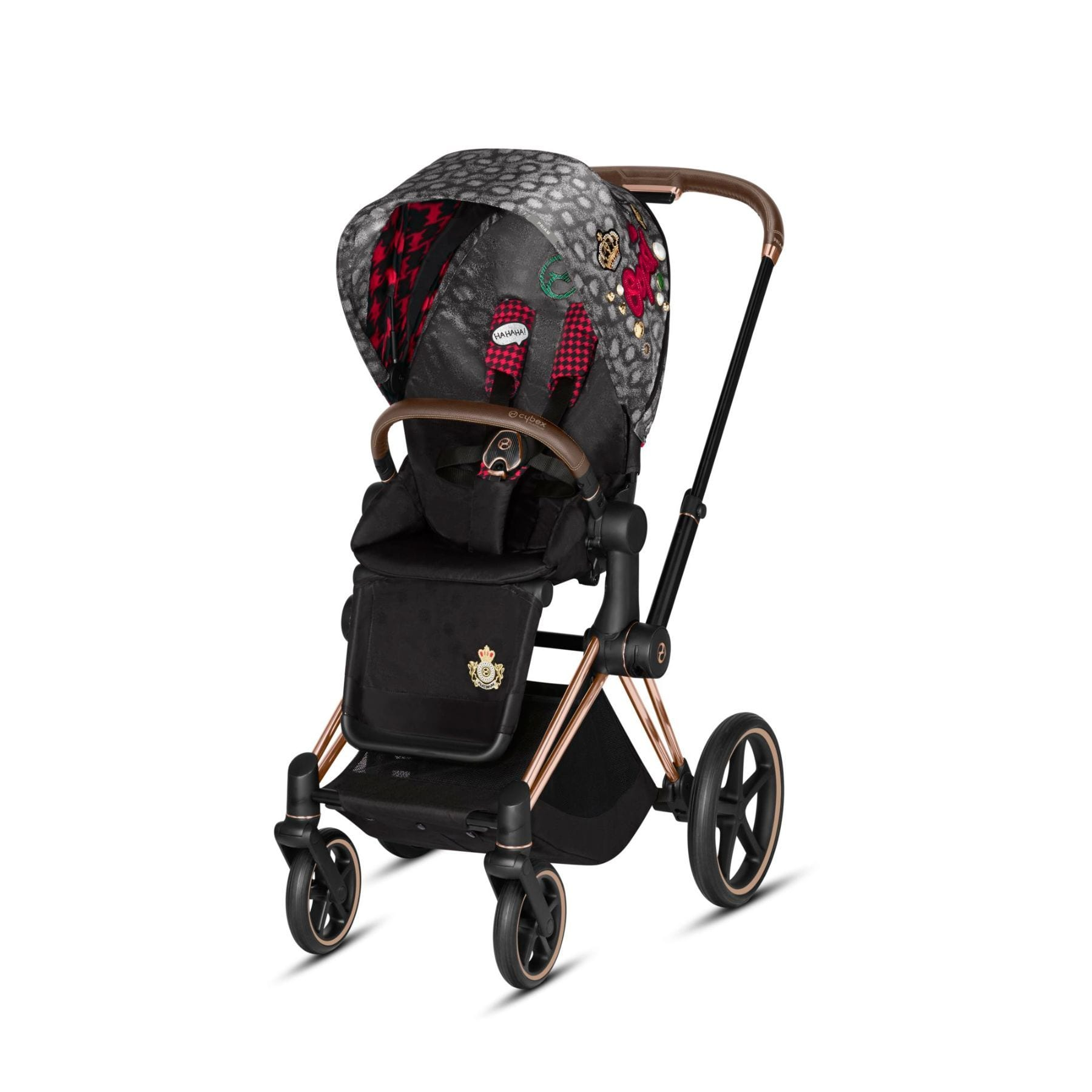 Cybex Priam Rebellious - Rose Gold