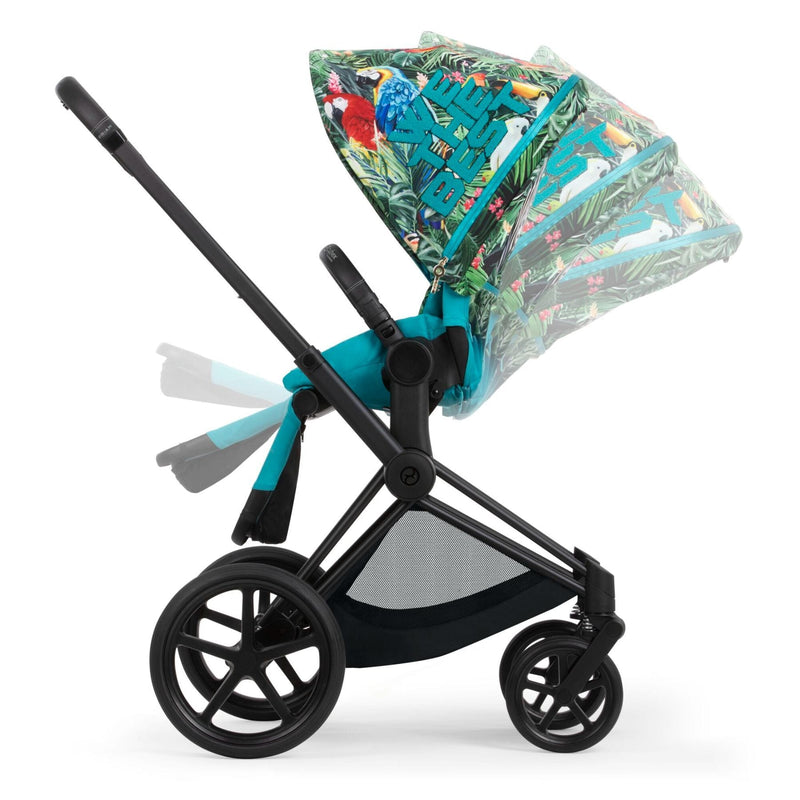 Cybex Priam Seat Pack - We The Best Blue by DJ Khaled Pushchairs & Accessories Cybex