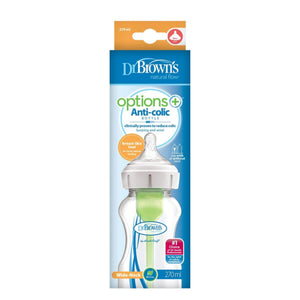 You added <b><u>Dr Browns Options+ Bottle 270ml</u></b> to your cart.