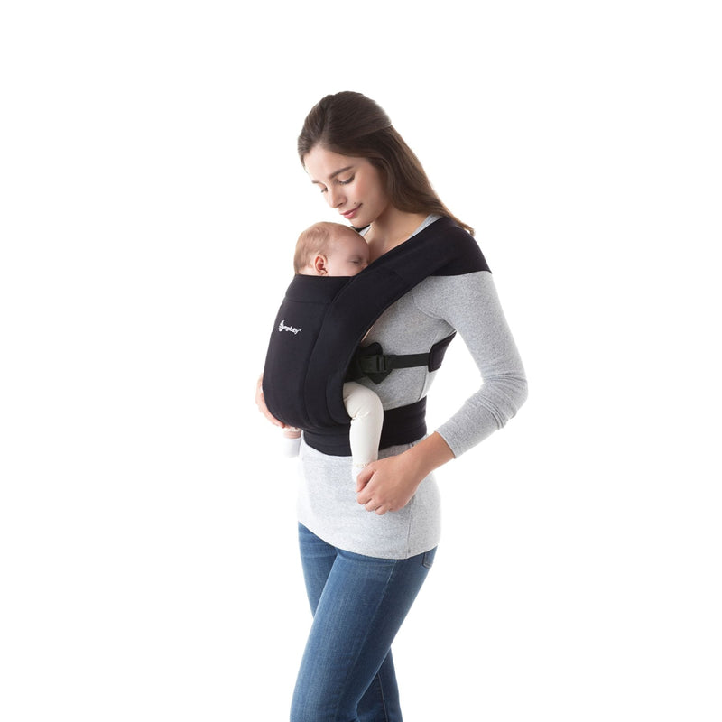 Ergo baby Embrace Carrier - Pure Black