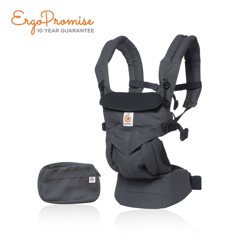 Ergo baby Omni 360 Carrier - Charcoal