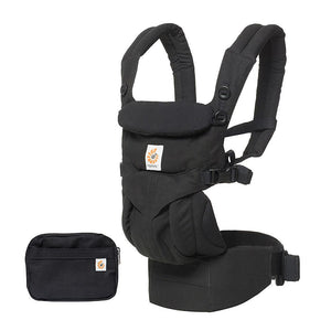 You added <b><u>Ergo baby Omni 360 Carrier - Pure Black</u></b> to your cart.
