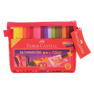 You added <b><u>Faber Castell Connector Pens In Mesh Case</u></b> to your cart.