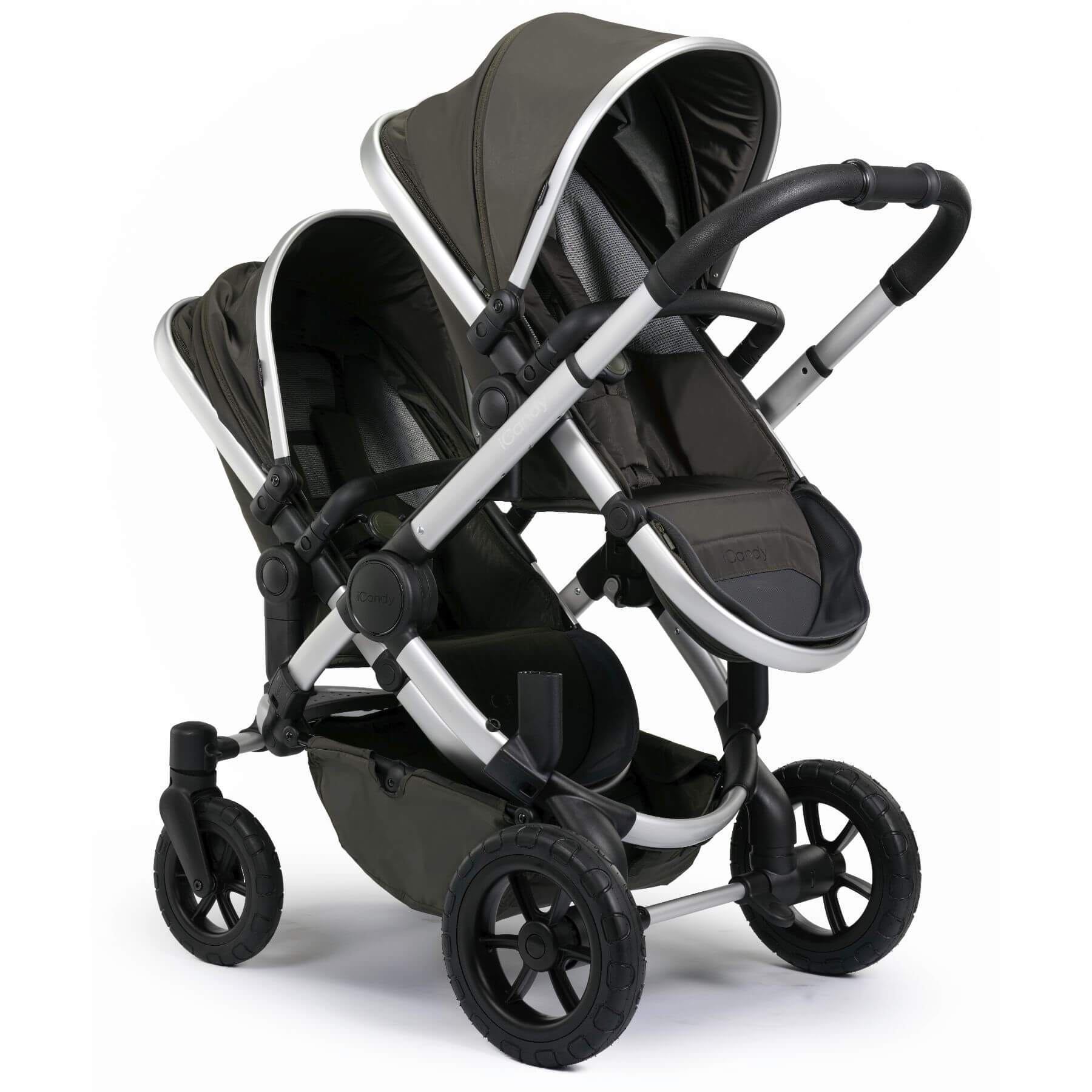 iCandy New Peach All Terrain Forest Double Combo