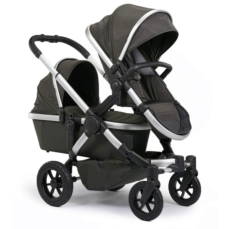 iCandy New Peach All Terrain Forest Twin Combo