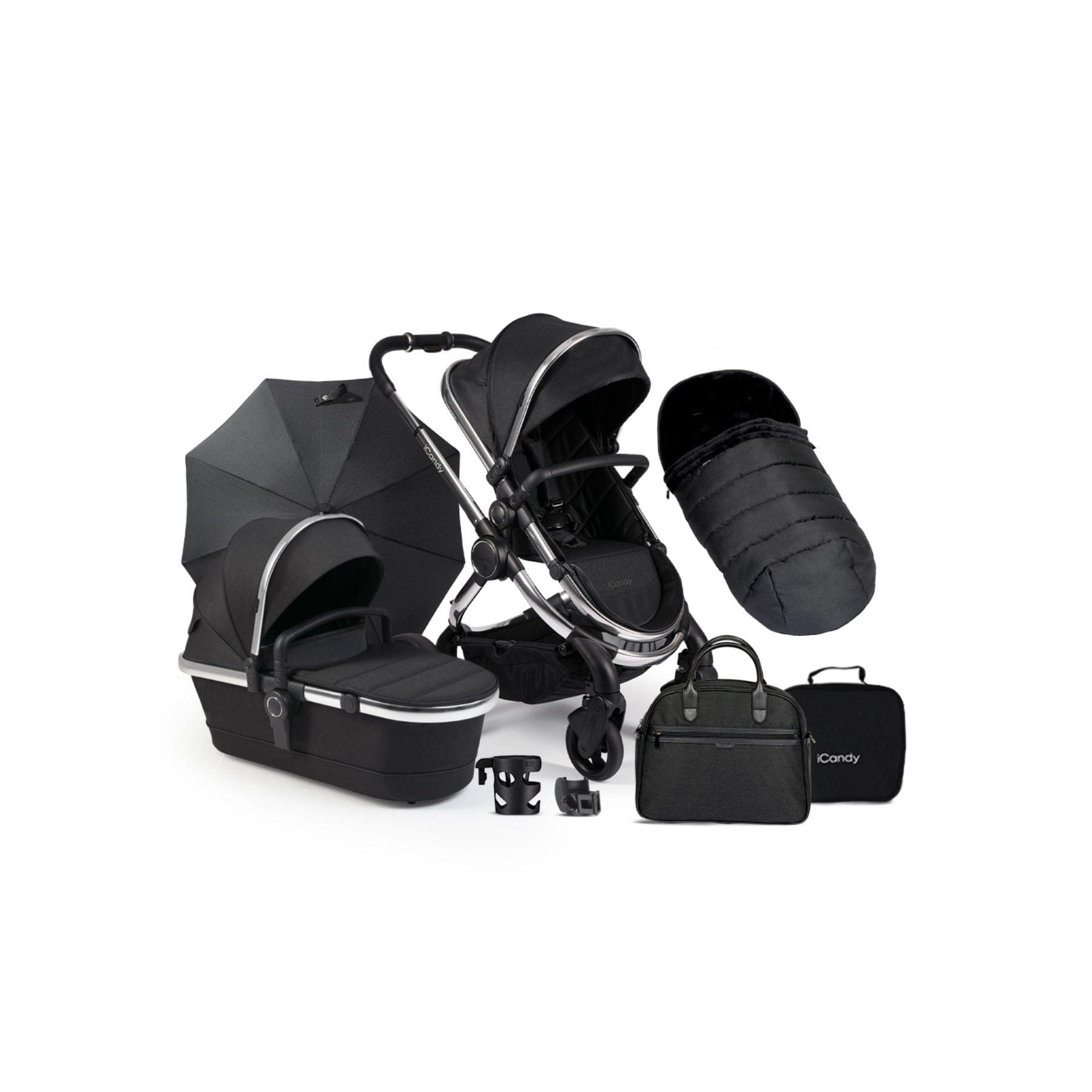 iCandy Peach Bundle - Spring Offer Pushchairs & Accessories iCandy