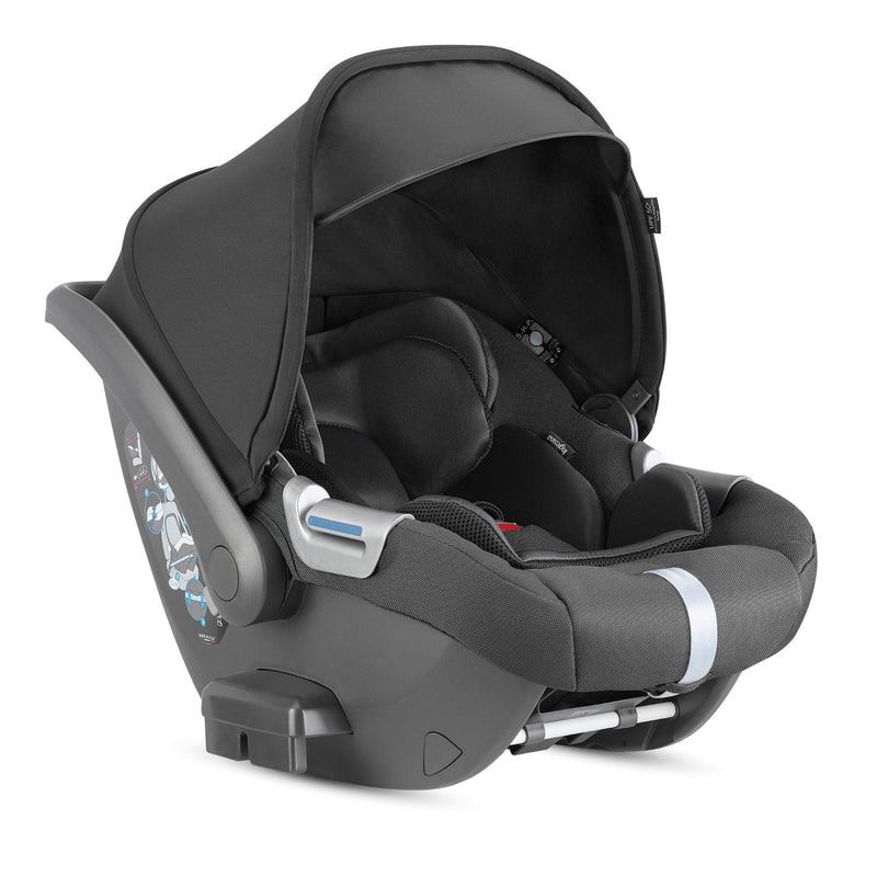 Inglesina Inglesina Aptica XT 5 Piece Travel System - Charcoal Grey