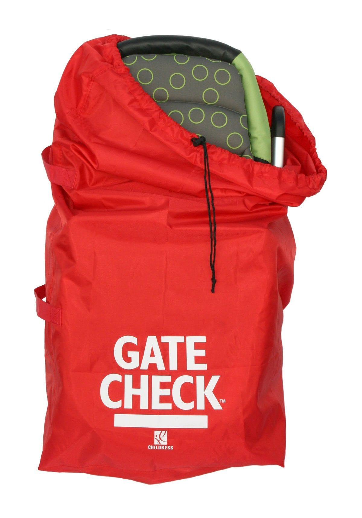 J L Childress Gate Check Standard / Double Stroller Bag - huggle