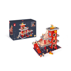 You added <b><u>Janod Fire Station</u></b> to your cart.