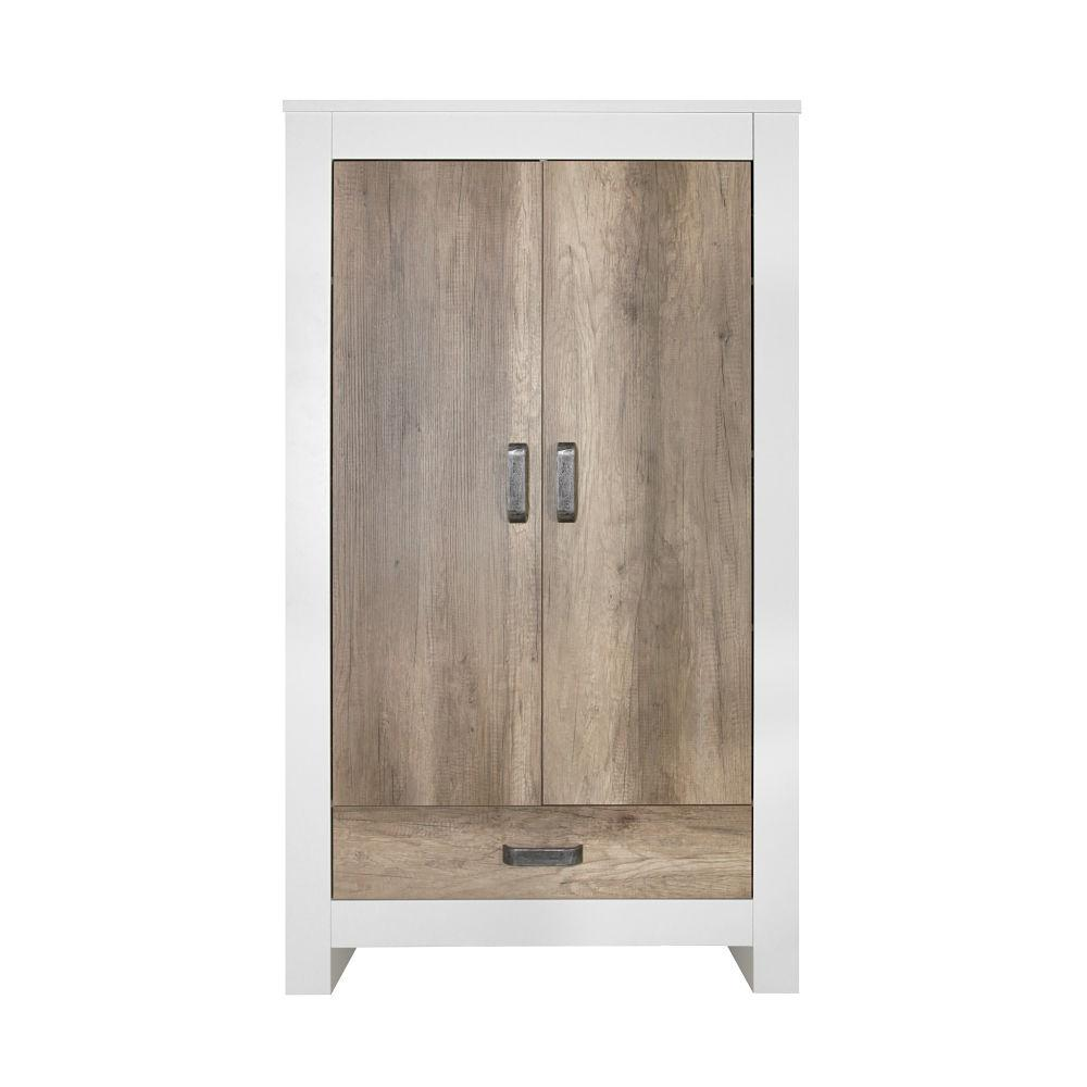KIDSMILL Costa 2 Door Wardrobe