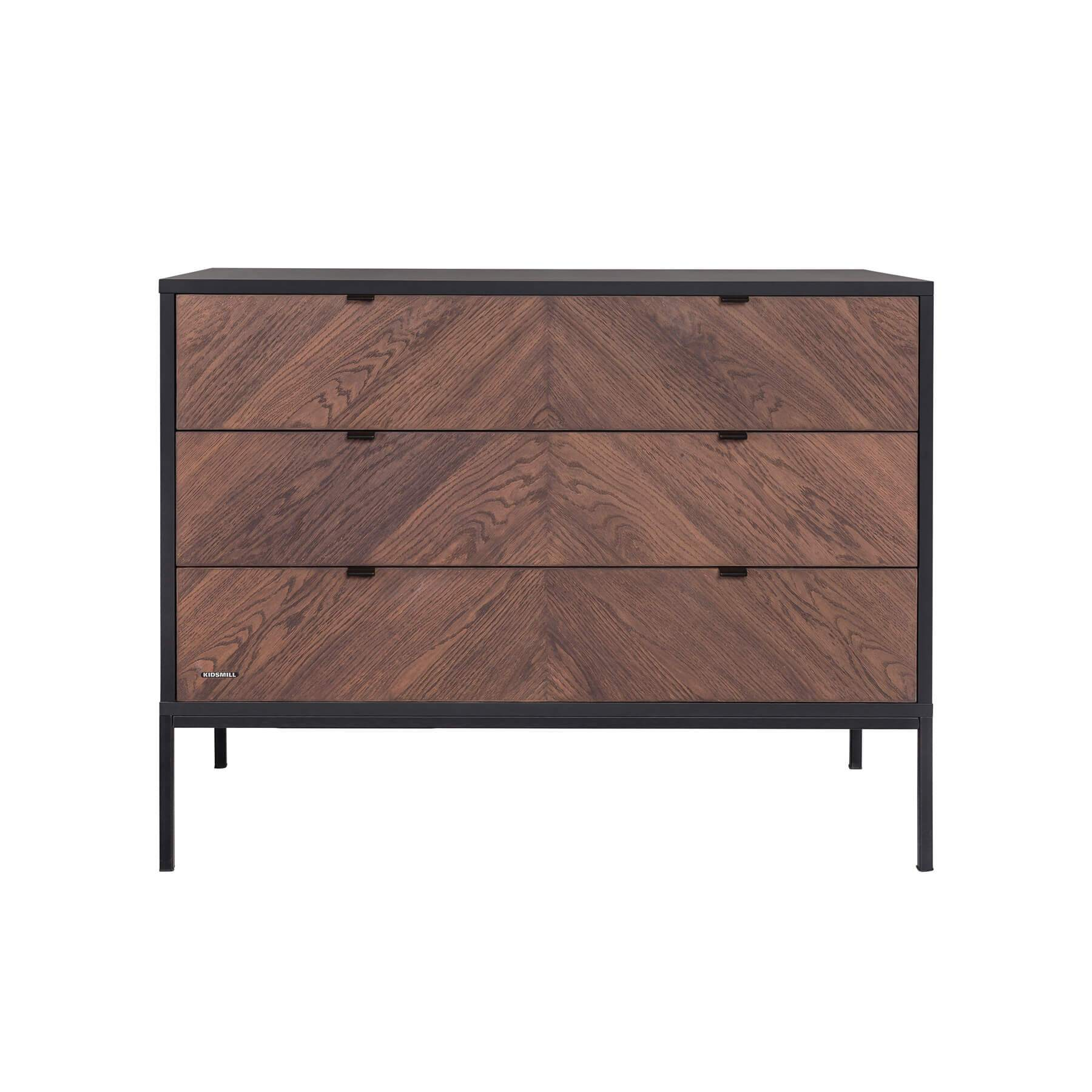 KIDSMILL Vince Large Chest - Walnut