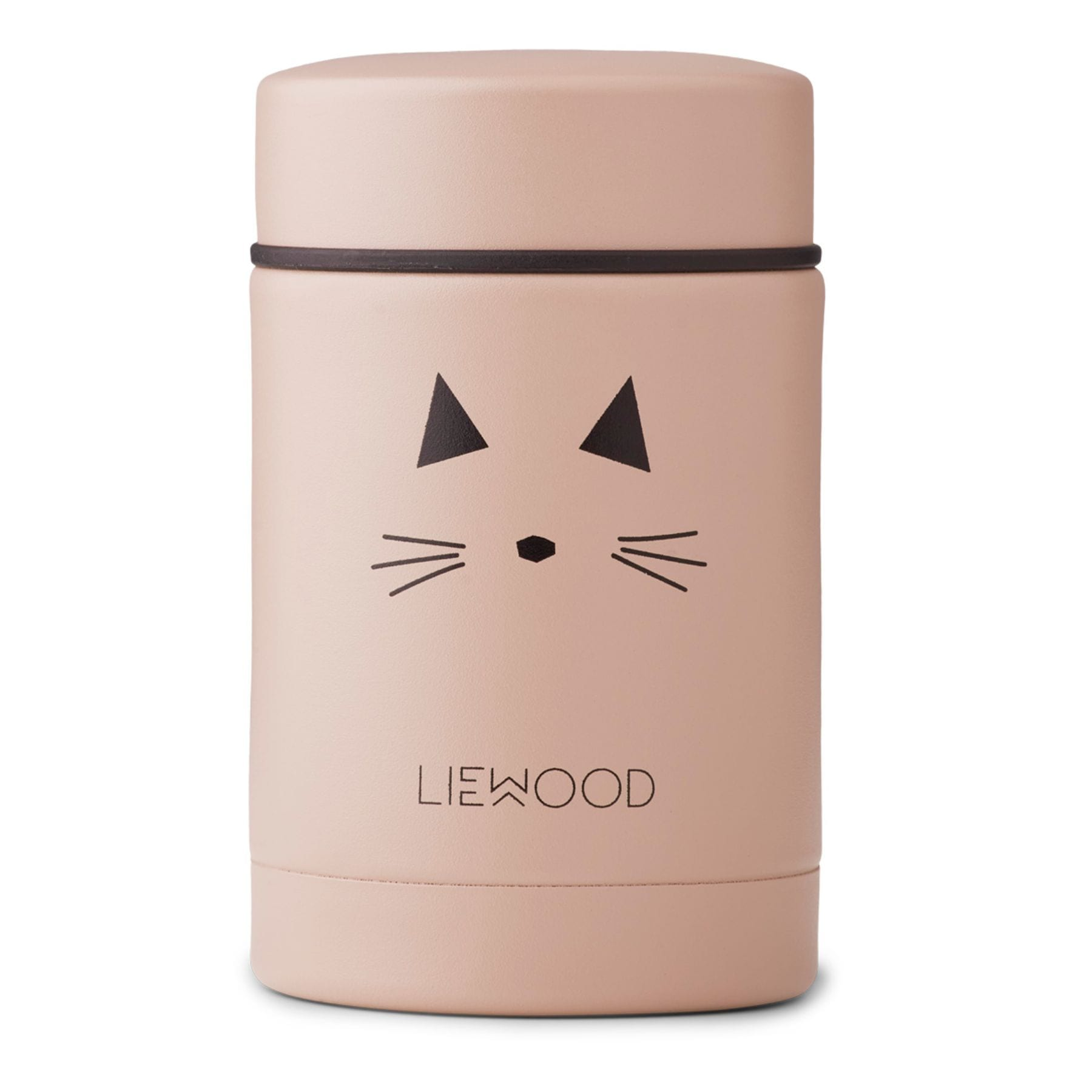 Liewood Nadja Food Jar - Cat Rose