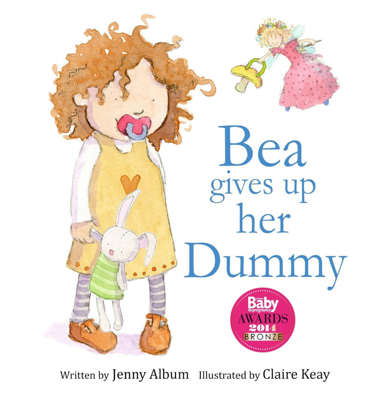 Little Boo Publishing Bea Gives Up Her Dummy
