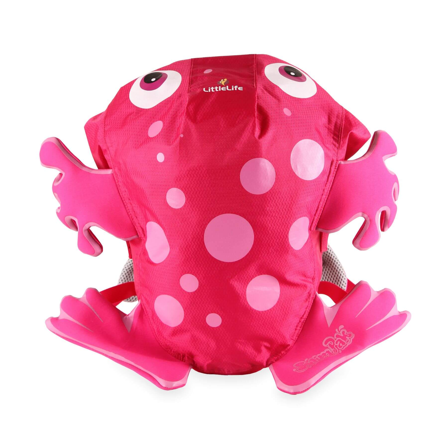 Little Life Animal Kids SwimPak - Pink Frog