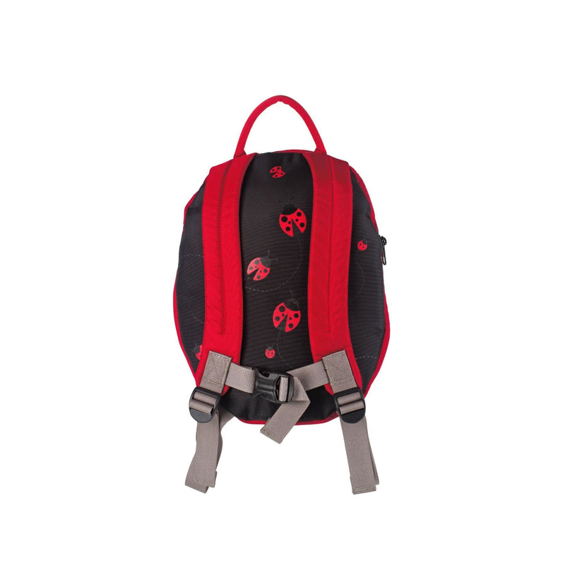 Little Life Childrens Backpack - Ladybird