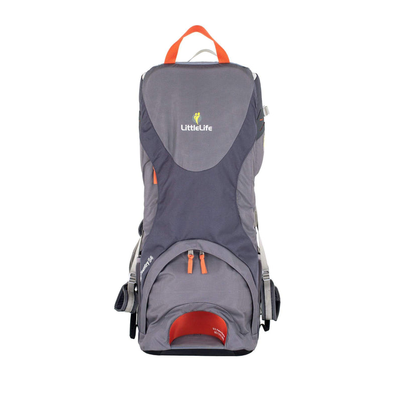 Little Life Cross Country S4 Child Carrier (grey)